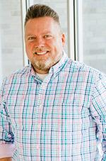 Danny Harris Director, Linen Services
