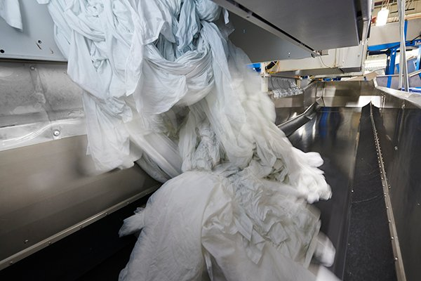 Our linen philosophy is simple – we provide high quality, competitively priced linen services that encompass all stages of the linen cycle and strategically meet customer needs – so that our partners can focus on patient care.