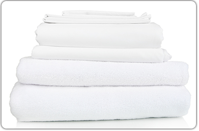 Goodwill is proud to offer hospitality linen services for hotels
